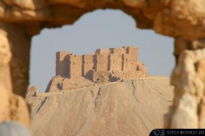 Arab Castle.