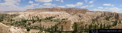 Rose Valley, Turcja