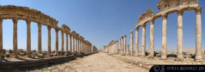 Apamea, Syria