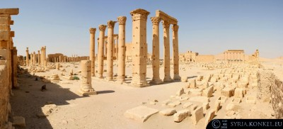 Temple of Bel, Palmiyra, Syria